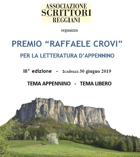 Ottobre 2019: La ragazza di Chagall riceve da Alessandro Quasimodo il Primo Premio Raffaele Crovi a Castelnovo ne' Monti.